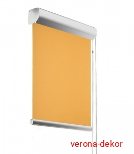Одн Роллета B27 коллекция Orange energy (Basic) (180 см x 220 см)
